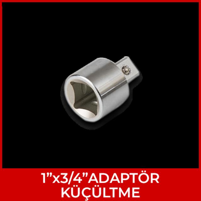 "1"" x3/4""Adapter – Downsizing"