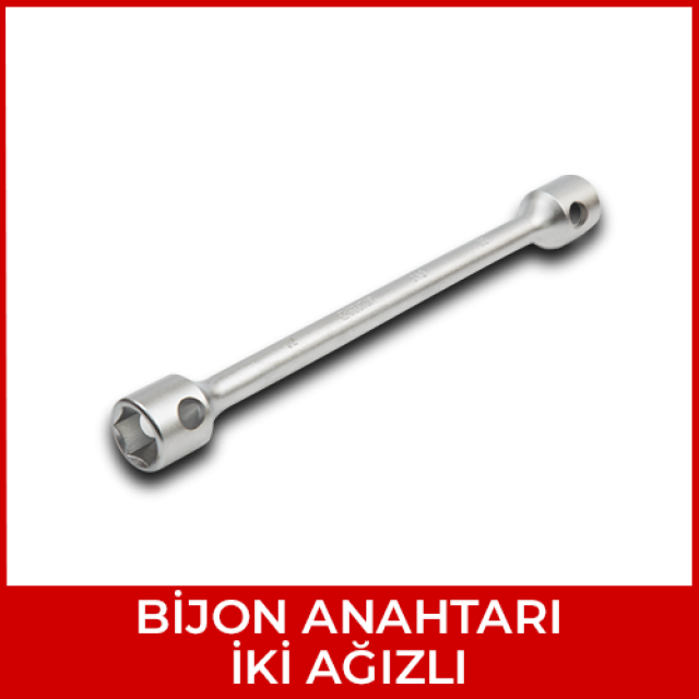 Bijon Anahtarı – İki Ağızlı