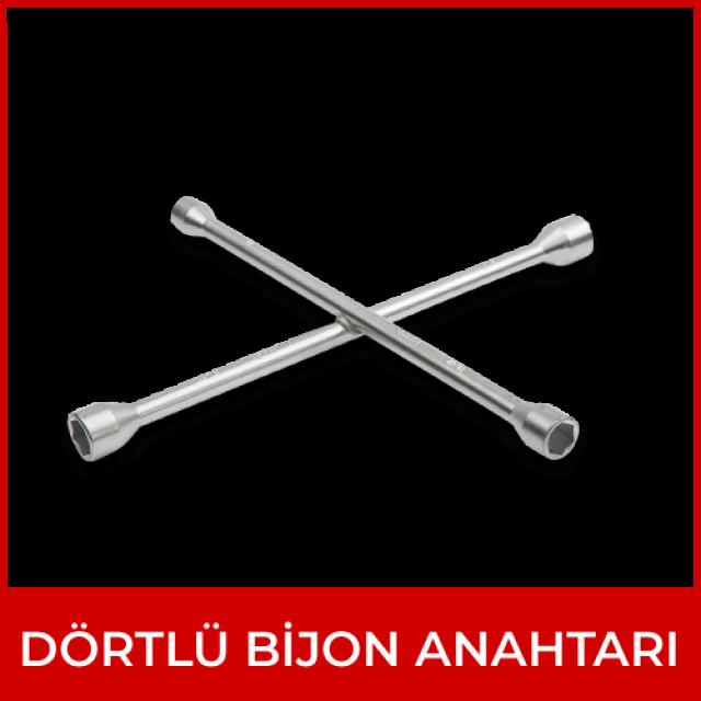 Dörtlü Bijon Anahtarı