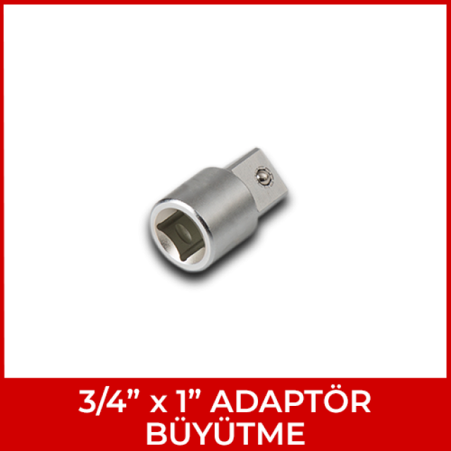 "3/4"" x 1"" Adapter – Upsizing"