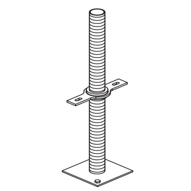 STANDING LEVELING SPINDLE