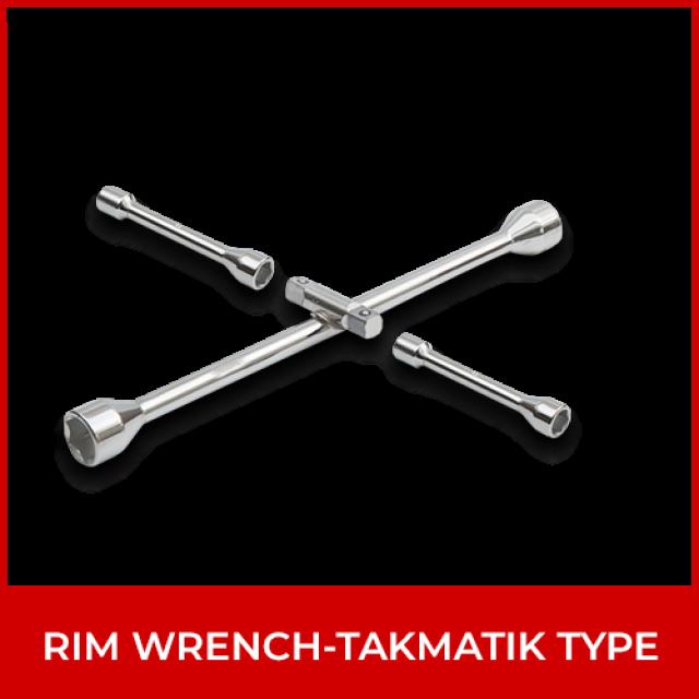 Rim Wrench Takmatik Type