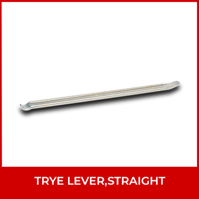 Trye Lever, Straight