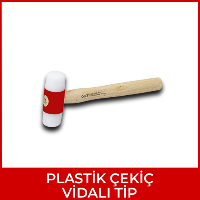 Plastic hammer – Screw Type