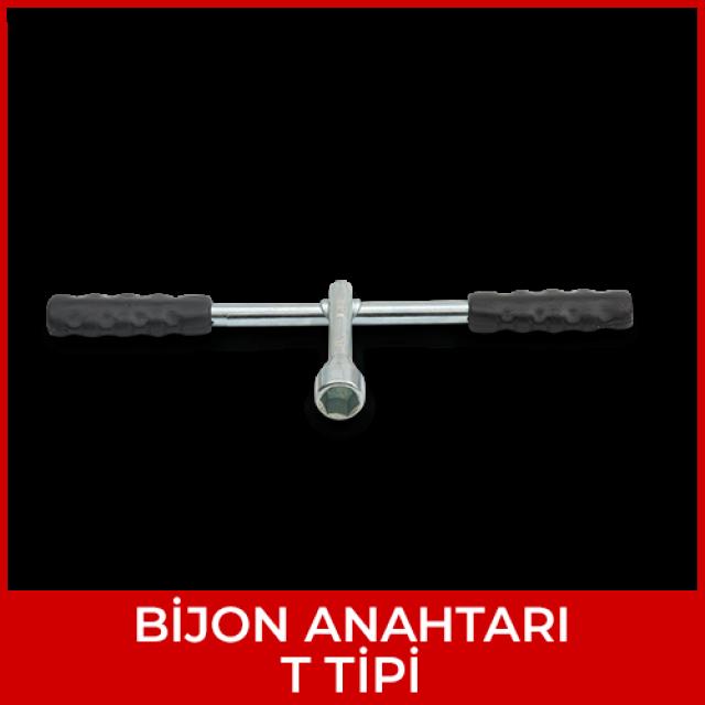 Bijon Anahtarı – T Tipi