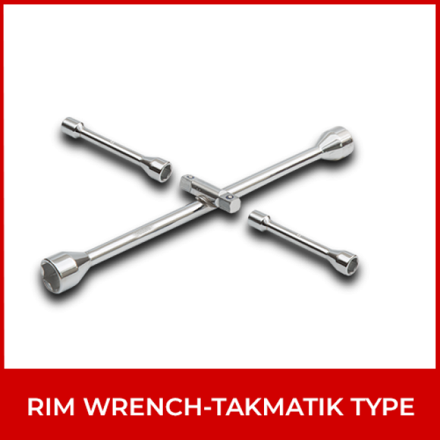 Rim Wrench Takmatik Type