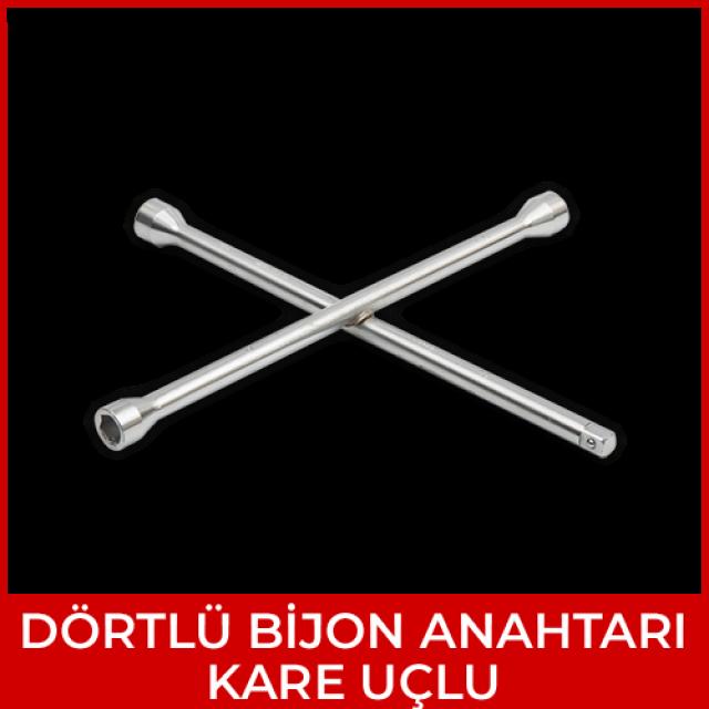 Cross Rim Wrench Socket Type